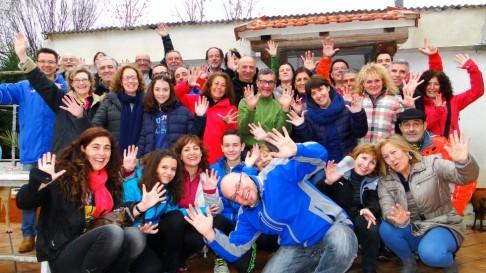 Fiesta de Navidad (Casa de Julio&Magda), Diciembre 2015