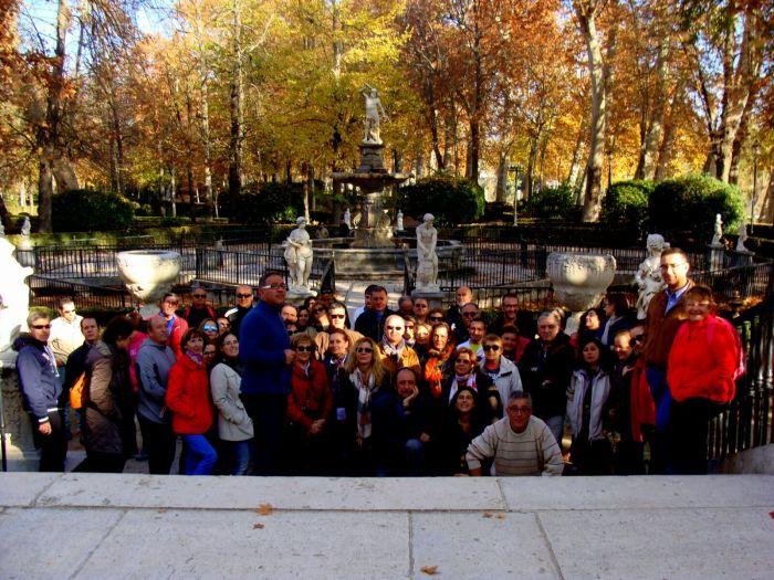 jardines de Aranjuez, 15 Noviembre 2015 (Foto: Miguel Granados)