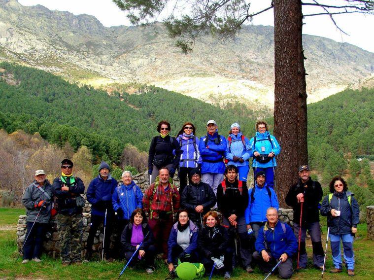 El Arenal-Camping de Guisando (Avila), 21 Noviembre 2015 ( Foto: Miguel Granados )