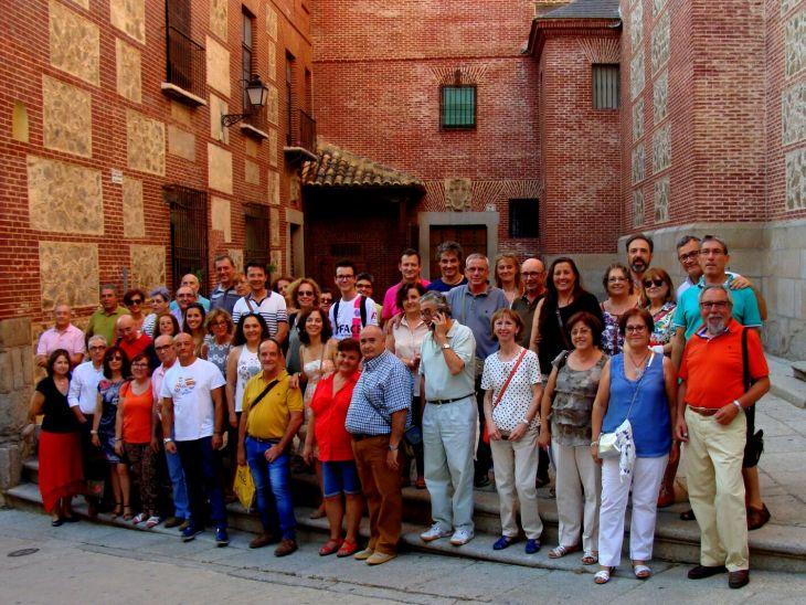 (...) Fiesta fín temporada (cena+visita nocturna guiada por Toledo), 22 Julio 2016)