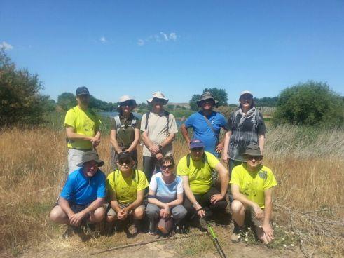 Junta de los Rios Tajo y Jarama (Aranjuez)