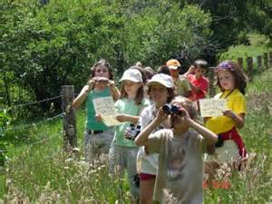 naturalista niños