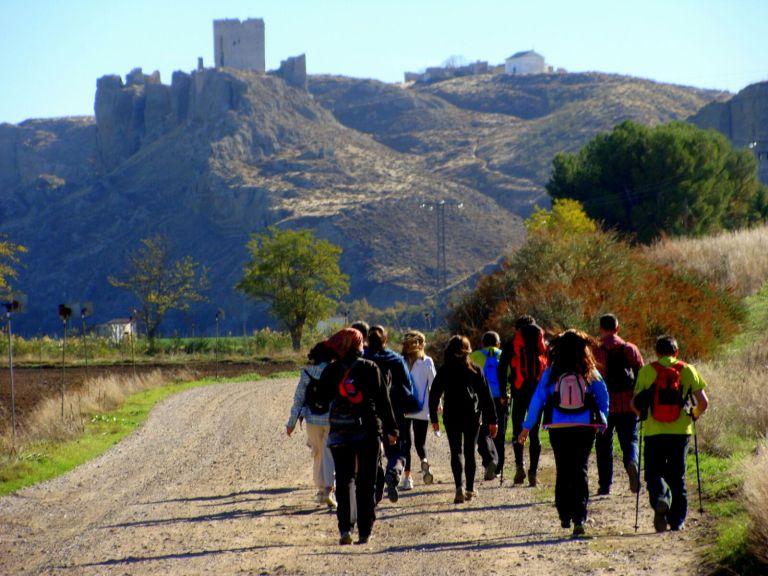 Oreja (Histórico-Medioambiental) , 8 Noviembre 2015 (Foto: Miguel Granados)