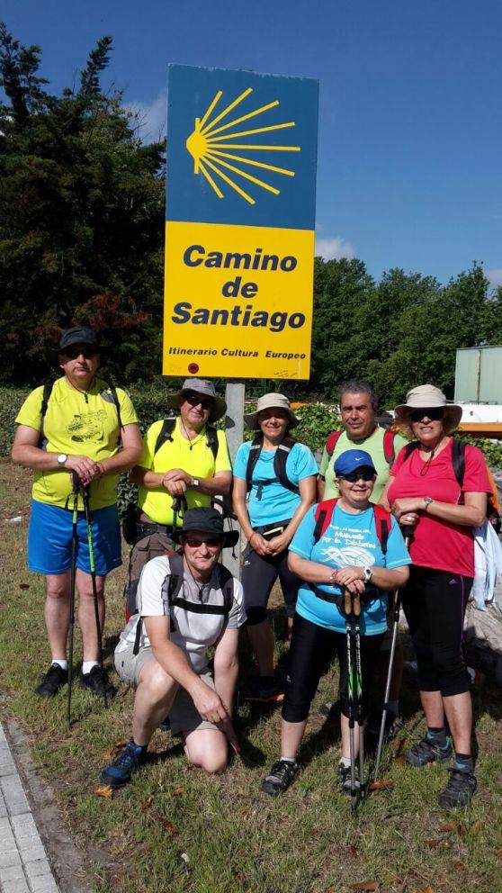 De Santander a Ribadesella (Camino del Norte a Santiago), 4-11 Julio 2015